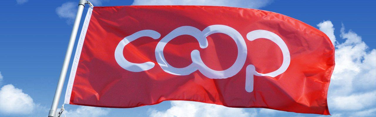 Co-op Flags